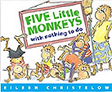 Five Little Monkeys with Nothing to Do Book
