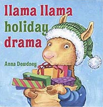 Llama Llama Holiday Drama Hardcover Picture Book