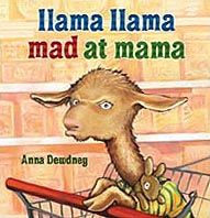 Llama Llama Mad at Mama Hardcover Picture Book