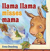 Llama Llama Misses Mama Hardcover Picture Book