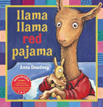 Llama Llama Red Pajama Special Edition Hardcover Picture Book