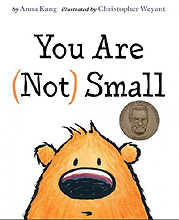 You Are (Not) Small Hardcover Picture Book