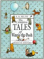 The Complete Tales of Winnie-the-Pooh Hardcover Picture Book