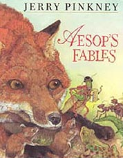 Aesop's Fables Hardcover Picture Book