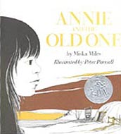 Annie and the Old One Out of Print Hardcover Picture Book