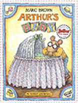 Arthur's Baby Out-of-Print Hadcover Picture Book