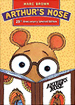 Arthur's Nose Out-of-Print Hadcover Picture Book