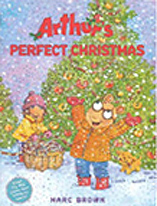 Arthur's Perfect Christmas Out-of-Print Hadcover Picture Book
