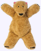 7 in. Plush Bear Doll
