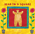 Bear in a Square Board Book
