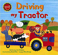 Driving My TractorElmer's Special Day Picture Book