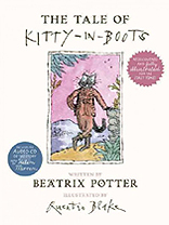 The Tale of Kitty-in-Boots Hardcover Picture Book