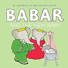 Babar and the New Baby Board Book