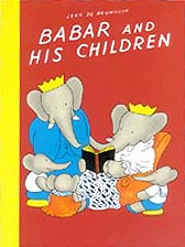 Babar and His Children Picture Book