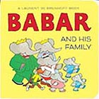 Babar's Family Board Book