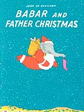 Babar and Father Christmas Picture Book