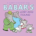 Babar's Lost and Found Board Book