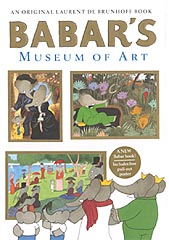 Babar's Museum of Art Picture Book