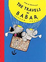 The Travels of Babar Picture Book