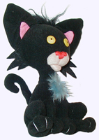 8 in. Bad Kitty Doll