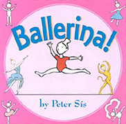 Ballerina! Board Book