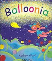 Balloonia Hardcover Picture Book