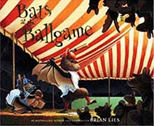 Bats at the Ballgame Hardcover Picture Book