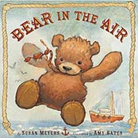 Bear in the Air Hardcover Picture Book