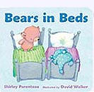 Bears in Beds Board Book
