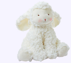 11 in. Big Lops Kiddo Lamb Plush