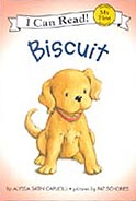Biscuit Hardcover I Can Read Hardcover Picture Storybook