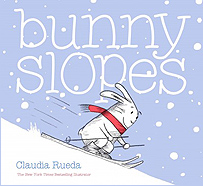 Bunny Slopes Hardcover Picture Book