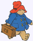 Paddington Bear Birthday Card