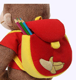 Curious George School Back Pack