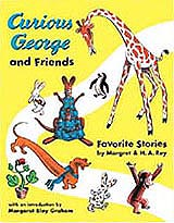Curious George and Friends Hardcover Pictue Book