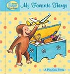 My Favorite Things Padded Board Book