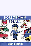 Policeman Small Board Book