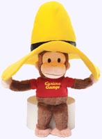Yellow Hat Curious George