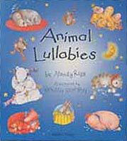 Animal Lullabies Paperback with CD