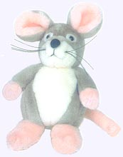 7 in. The Little Mouse Plush Doll
