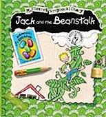 Jack and the Beanstalk Faux Diary Hardcover Pictue Book