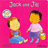 Jack and Jill ASL Board Book