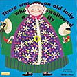 There Was an Old Lady Who...  Board Book by Helen Oxenbury