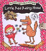Little Red Riding Hood Faux Diary Picture Book