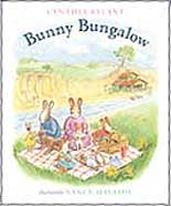 Bunny Bungalow Hardcover Picture Book.