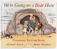 We're Going on a Bear Hunt DVD
