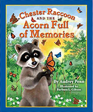 Acorn Full of Memories Hardcover Picture Book