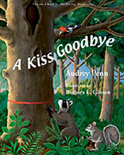 A Kiss Goodby Hardcover Picture Book