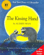 The Kissing Hand Hadcover Picture Book