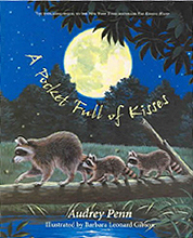A Pocket Full of Kisses Hardcover Picture Book